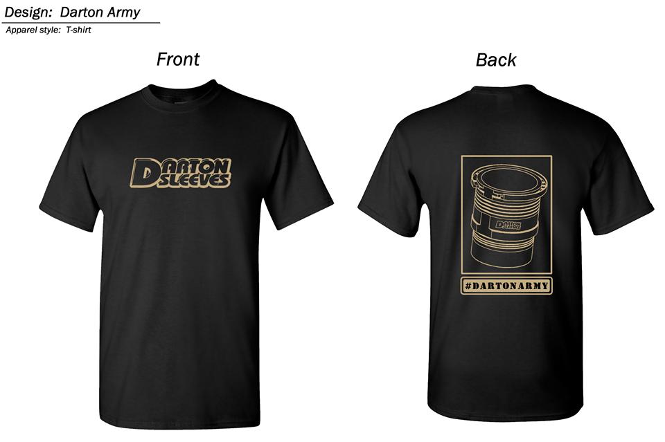#DartonArmy T-Shirt