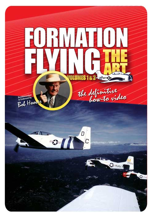 Formation Flying - The Art. Volumes 1 & 2.The definitive how-to video